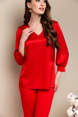 Блуза Daloria 6135 красный
