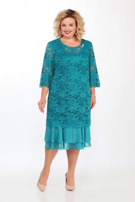 Платье Pretty 906 бирюза