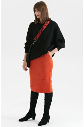 Юбка Moveri by Larisa Balunova 4038SK оранжевый
