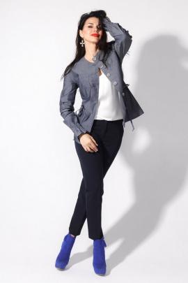 Блуза YFS 0791-20 серый