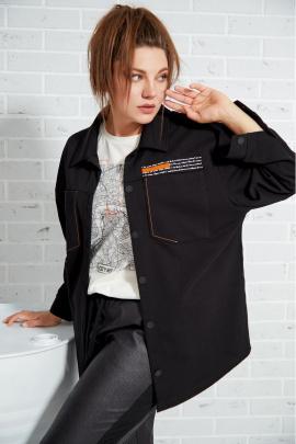 Куртка AVE RARA 1013 черный