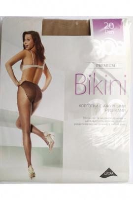 Колготки Эра Bikini-20 телесный