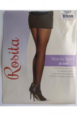 Колготки Эра Rosita_Beauty-Form-20 черный