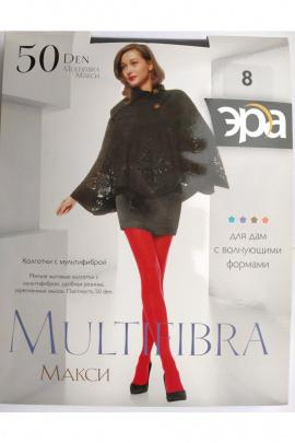 Колготки Эра Мультифибра-50 черный