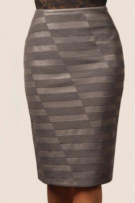 Юбка Klever 262/5 дымчатый-серый