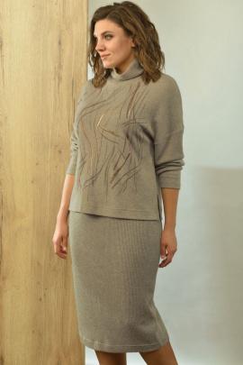 Комплект Angelina 592 серый