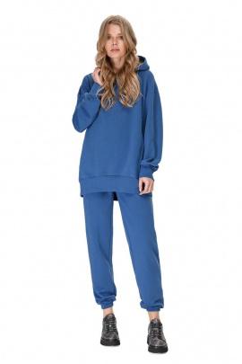 Спортивный костюм PiRS 1317 синий