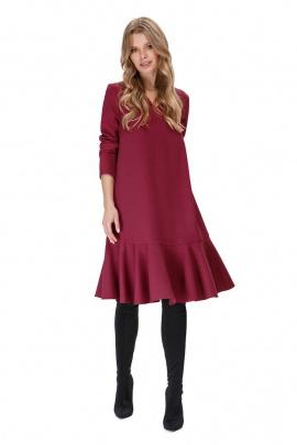 Платье PiRS 1664 ягодный