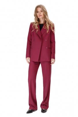 Женский костюм PiRS 1668 ягодный