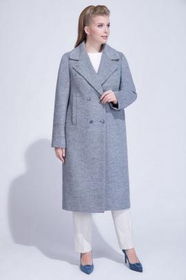 Пальто ElectraStyle 5-9023-256 серый