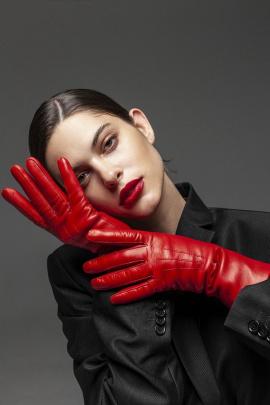 Перчатки ACCENT 822р красный