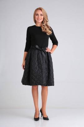 Платье SVT-fashion 520 черный