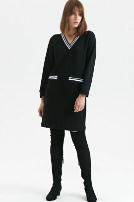 Платье Moveri by Larisa Balunova 5067D черный