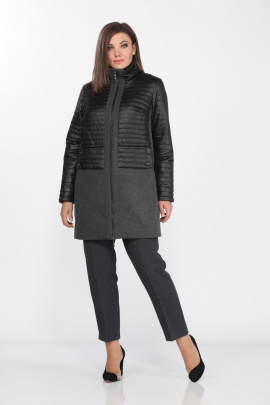 Куртка Lady Style Classic 2184/1 черный