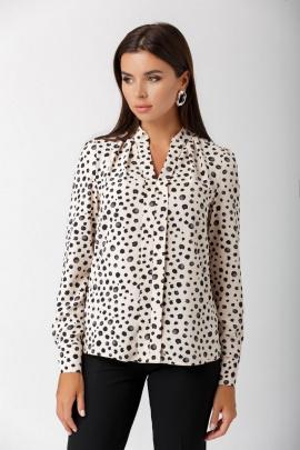 Блуза IVARI 405 леопард