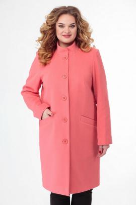 Пальто БелЭльСтиль 786 розовый