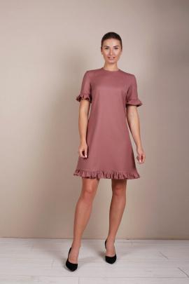 Платье VG Collection 195 пепельная-роза
