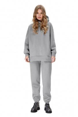 Спортивный костюм PiRS 1525 серый
