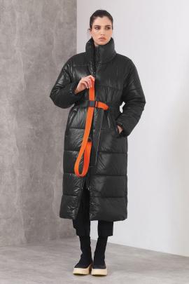 Пальто Favorini 31013 черный