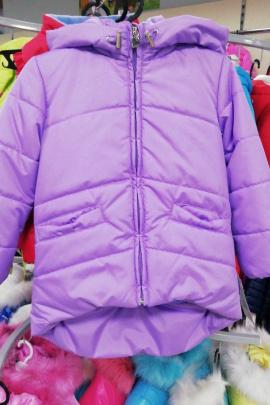 Куртка Lona 8210И сирень
