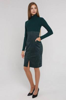 Платье Art Oliya 272 зеленый