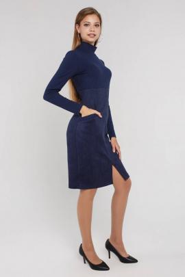 Платье Art Oliya 272 синий