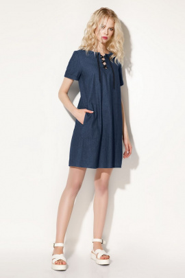 Платье Prio 705180 синий