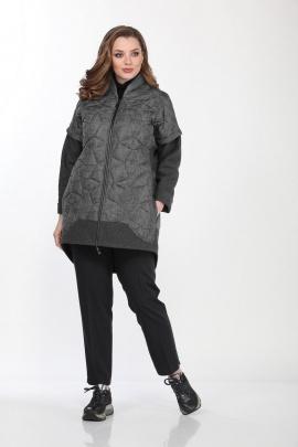 Куртка Lady Style Classic 2167/2 темно-серый
