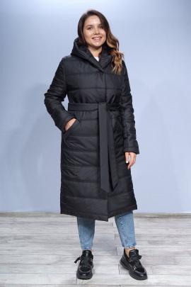 Пальто LUXTEX 1120 черный