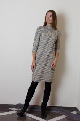 Платье VG Collection 267 бежевый