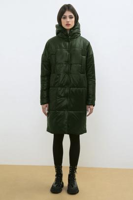 Куртка LaVeLa L70025 зеленый