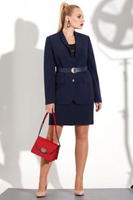 Женский костюм Golden Valley 6409 темно-синий