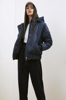 Куртка LaVeLa L70008 темно-синий