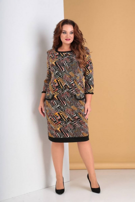 Платье Moda Versal П1487 ковер