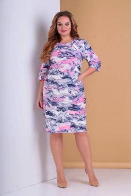 Платье Moda Versal П2063 волны