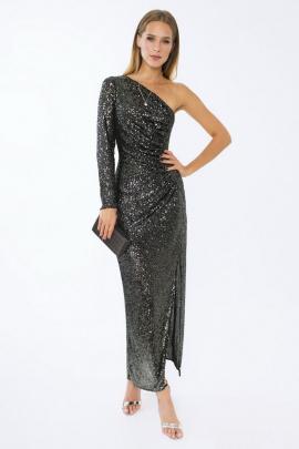 Платье LaVeLa L10177 черный