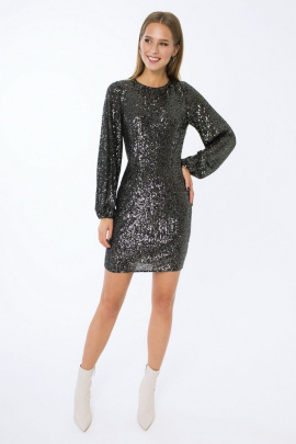 Платье LaVeLa L10178 черный
