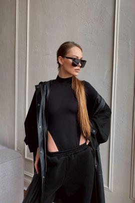 Боди Rawwwr clothing 207 черный