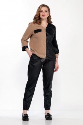 Женский костюм Belinga 2118 черн-песок