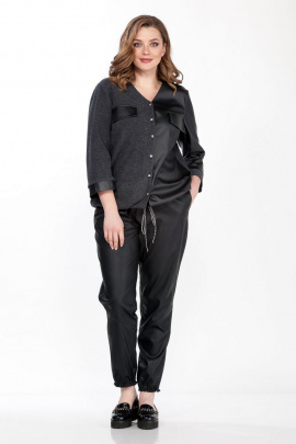 Женский костюм Belinga 2118 черн-графит