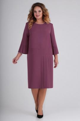 Платье ELGA 01-687 сирень