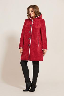 Куртка Магия Стиля М-2509 красный
