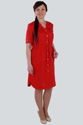 Платье Zlata 4179 красный