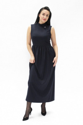 Платье VG Collection 302 синий