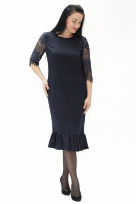 Платье VG Collection 164 синий