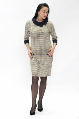 Платье VG Collection 177 клетка
