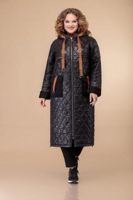 Пальто Svetlana-Style 1460 черный