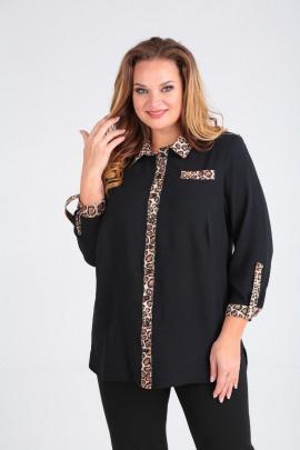 Блуза SOVITA M-726 черный