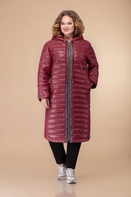 Пальто Svetlana-Style 1461 бордо
