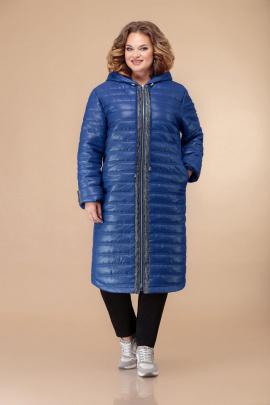 Пальто Svetlana-Style 1461 синий